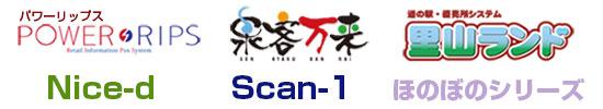 パワーリップス 泉客万来 里山ランド Nice-d Scan-1 ほのぼのシリーズ